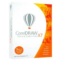 Corel CorelDRAW X7 Home & Student