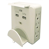 Shaxon Wall Outlet Charging Center