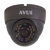 Avue 700TVL CCD DOME W/AUDIO