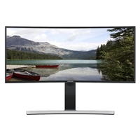 "Samsung S34E790C 34"" Ultra-Wide Curved HD Monitor"