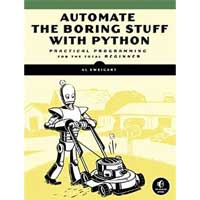 O'Reilly Automate the Boring Stuff with Python, 1st Edition