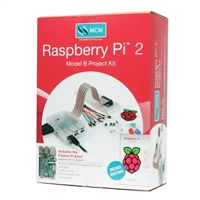 MCM Electronics Raspberry Pi 2 Model B Project Kit