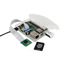 MCM Electronics Raspberry Pi 2 Model B Camera Kit