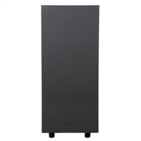 NZXT S340 ATX Mid-Tower Computer Case - Black/Red