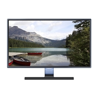 "Samsung S27E390H 27"" LED Monitor - Blue"