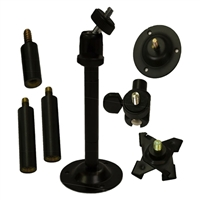 FosCam Heavy-Duty Adjustable Mounting Bracket for Foscam IP Cameras Black