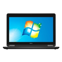 "Dell Latitude 12 E7250 12.5"" Ultrabook - Black"