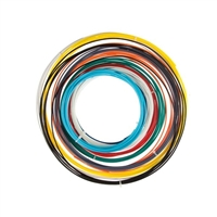 Velleman 1.75mm Assorted Colors ABS 3D Printer Filament