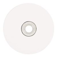 Verbatim Life Series White Inkjet Printable DVD-R 16x 4.7GB/120 Minute Disc 100 Pack Spindle