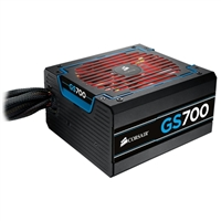 Corsair GS700 700 Watt 12V 80 Plus Bronze ATX Gaming Power Supply Refurbished