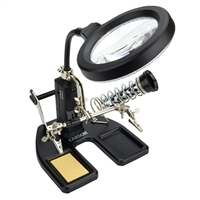 Carson Optical CP-50 SolderMag 1.75x Power Magnifier with 4.5x Power Spot