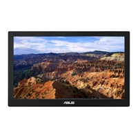 "ASUS MB168B 15.6"" HD LED Portable Monitor"
