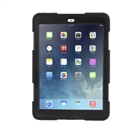 Griffin Survivor Case w/ Stand for iPad Air - Black