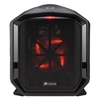 Corsair Graphite Series 380T (Open-Box) Portable Mini-ITX Case - Black