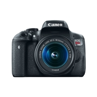 Canon EOS Rebel T6i EF-S 18-55mm STM Kit