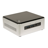 Intel BLKNUC5I3MYHE Next Unit of Computing Barebones PC Kit