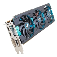 Sapphire Technology Radeon R9 280X 3GB DDR5 VAPOR-X Video Card