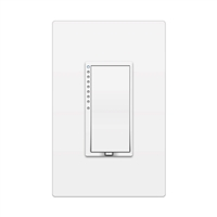 Insteon Dual-Band Remote Control Dimmer - White