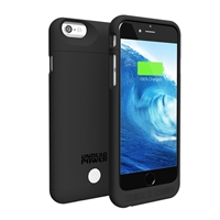 Lenmar Maven iPhone 6 Battery Powered Case - Black