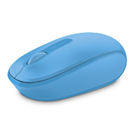 Microsoft Wireless Mobile Mouse 1850 - Cyan