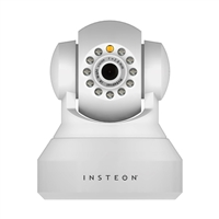 Insteon HD WiFi Camera White
