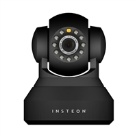 Insteon HD WiFi Camera Black