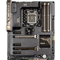 ASUS Sabertooth Z97 Mark 1 LGA 1150 TUF-Series ATX Intel Motherboard with USB 3.1