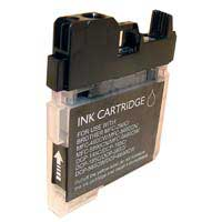Micro Center Remanufactured Brother LC-65BK High Yield Black Ink Cartridge