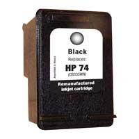 Micro Center Remaufactured HP 74 Black Ink Cartridge