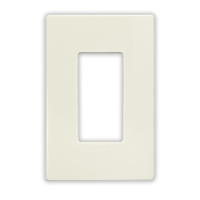 Insteon Single Wall Plate Almond
