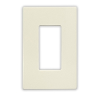 Insteon Single Wall Plate Light Almond