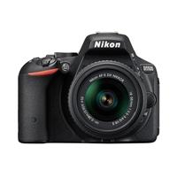 Nikon NIK D5500 W/18-55 BLK