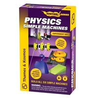 Thames And Kosmos Physics: Simple Machines