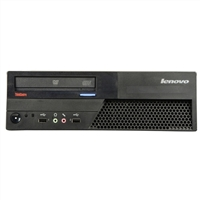 Lenovo ThinkCentre M58 Windows 7 Professional Desktop Computer Refurbished