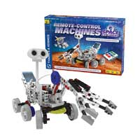 Thames And Kosmos Remote-Control Machines - Space Explorers Kit