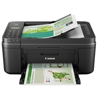 Canon PIXMA MX492 Office All-In-One Inkjet Printer Black
