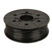 XYZprinting Black ABS Plastic Filament Refill 1.75mm