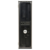 Dell OptiPlex GX760 Windows 7 Professional Desktop Computer Refurbished