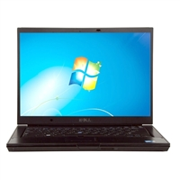"Dell Latitude E6400 Windows 7 Professional 14.1"" Laptop Computer Refurbished - Black"