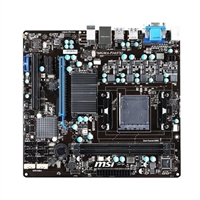 MSI 760GMA-P34 FX AM3+ mATX AMD Motherboard