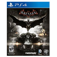Take Two Batman Arkham Knight (PS4)