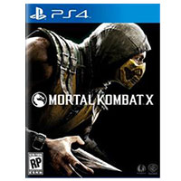 Take Two Mortal Kombat X (PS4)