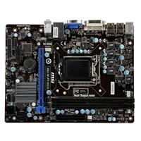MSI H61M-P31/W8 LGA 1155 ATX Intel Motherboard