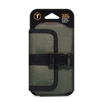 Tough Tested 3XL Case for Phablets and Extra Large Phones - Green
