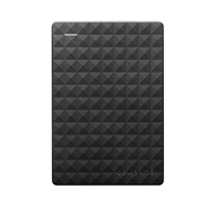 "Seagate Expansion 1TB USB 3.0 2.5"" Portable External Hard Drive - Black"
