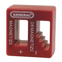 General Tools Pro Magnetizer/Demagnetizer