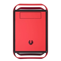 BitFenix Prodigy M Windowed mATX/mITX Case - Red