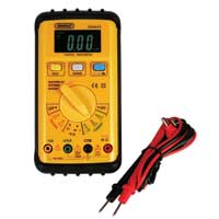 General Tools Digital Multimeter Auto Ranging with Backlight