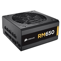 Corsair CP-9020054 RM Series 650 Watt Power Supply Refurbished