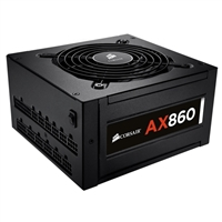 Corsair AX Series AX860 860 Watt Power Supply Refurbished